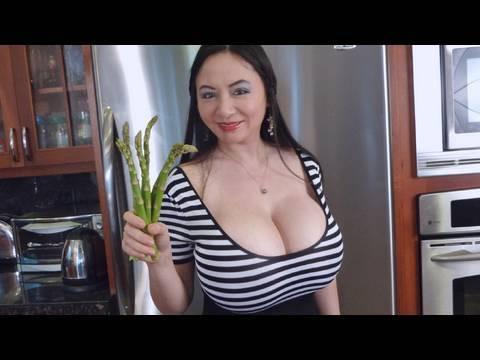 Asparagi cucinati dalla Chef Tifa