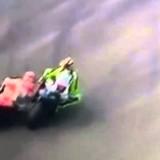 Duello Valentino Rossi e Marc Marquez a Sepang Malaysia