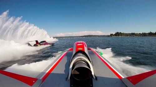 GoPro: Fastest Hydroplane on Earth