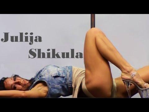 Julija Shikula   Exotic pole dance