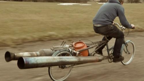 La bicicletta JET | La più insicure di tutte quante