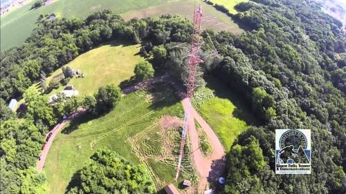 La Jackson Tower di 300 metri DEMOLITA
