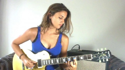 Laura Cox – Money For Nothing intro cover