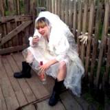 Quando la sposa dice basta sono sbroccata
