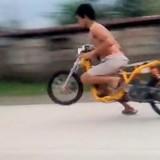 Trasforma la moto scooter in una belva da strada